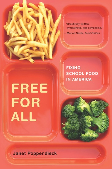Free for All - Fixing School Food in America - cover