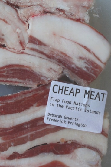 Cheap Meat - Flap Food Nations in the Pacific Islands - cover