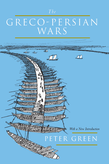 The Greco-Persian Wars - cover