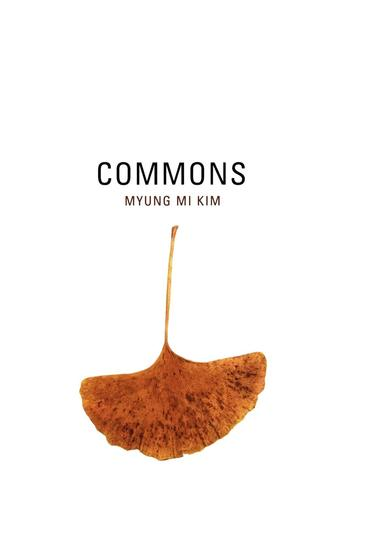 Commons - cover