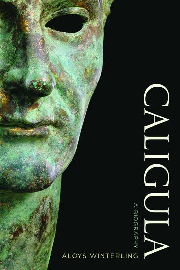 Caligula - A Biography - cover