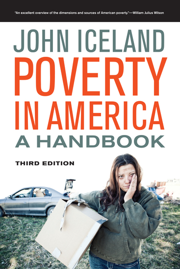 Poverty in America - A Handbook - cover