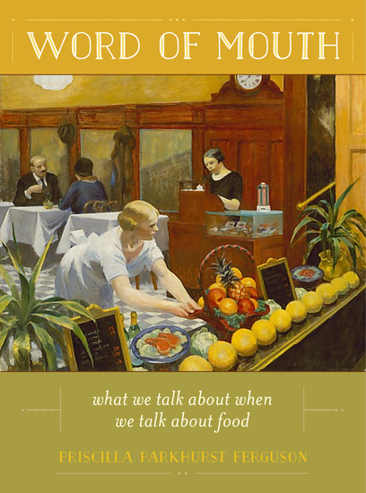 Word of Mouth - What We Talk About When We Talk About Food - cover