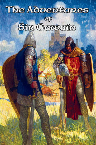 The Adventures of Sir Gawain - cover