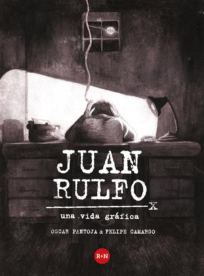 Juan Rulfo - Una vida gráfica - cover