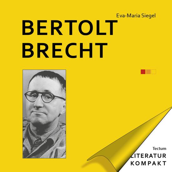 Literatur Kompakt: Bertolt Brecht - cover