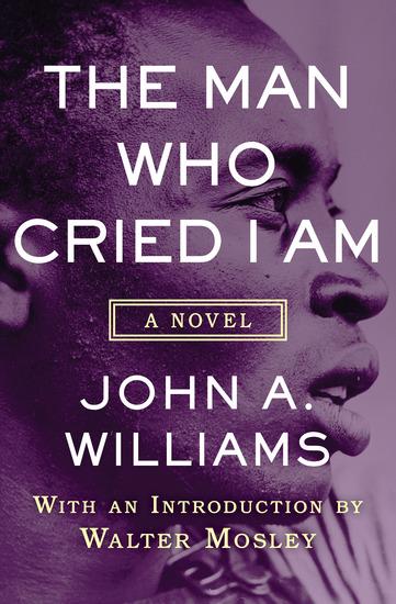 The Man Who Cried I Am - A Novel - cover