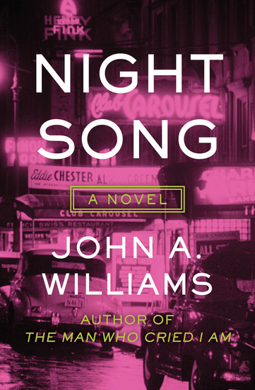 Night Song - A Novel - cover