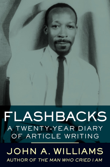 Flashbacks - A Twenty-Year Diary of Article Writing - cover