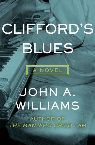 Clifford's Blues - A Novel - cover
