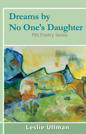 Dreams By No One's Daughter - Pitt Poetry Series - cover