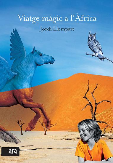 Viatge màgic a l'Àfrica - cover