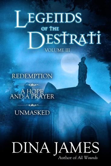 Legends of the Destrati Volume Three - Legends of the Destrati #3 - cover