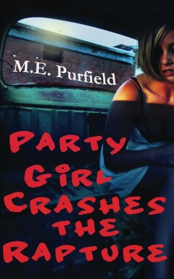 Party Girl Crashes the Rapture - cover
