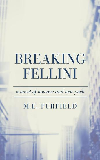 Breaking Fellini - cover