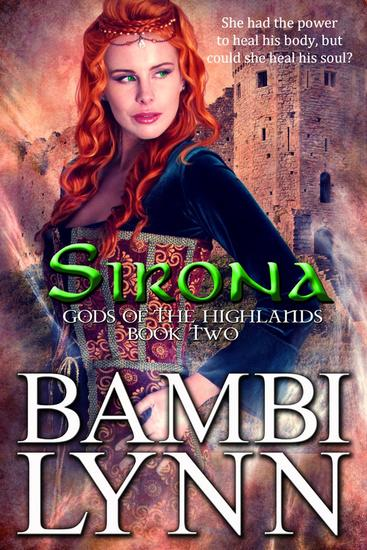 Sirona - Gods of the Highlands #2 - cover