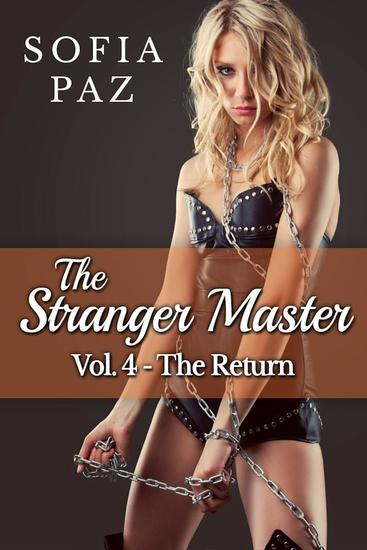 The Stranger Master (Vol 4 - The Return) - The Stranger Master #4 - cover