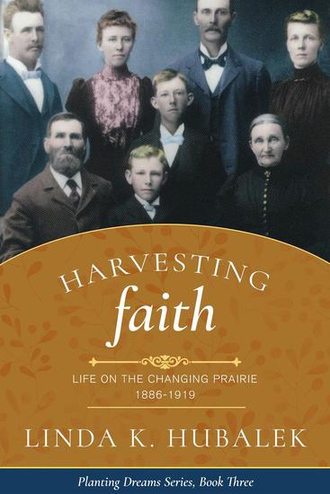 Harvesting Faith - Planting Dreams #3 - cover