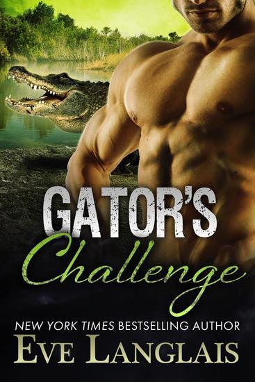 Gator's Challenge - Bitten Point #4 - cover