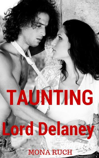 Taunting Lord DeLaney - cover