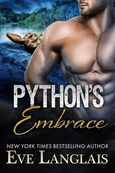 Python's Embrace - Bitten Point #3 - cover