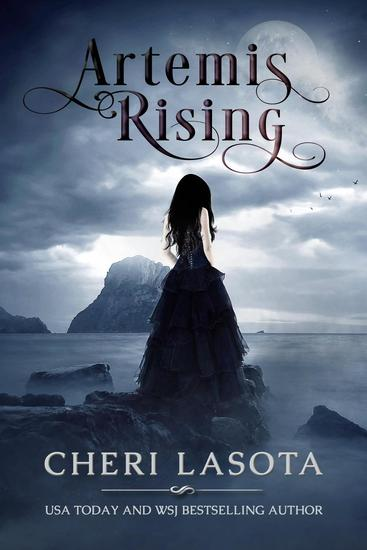 Artemis Rising - cover