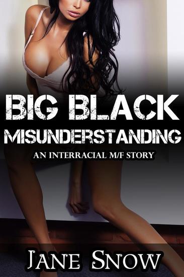 Big Black Misunderstanding - cover