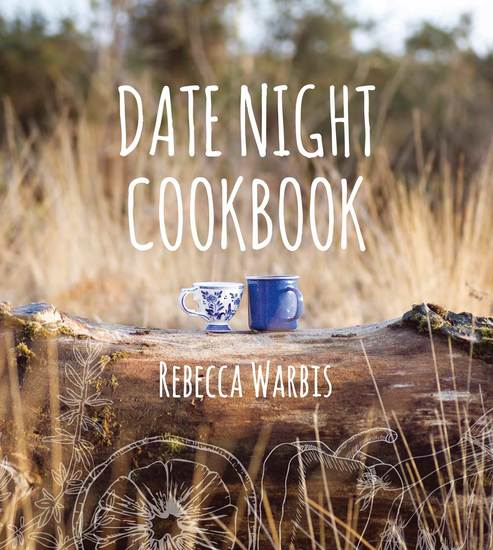 Date Night Cookbook - cover