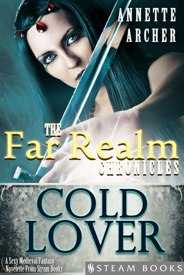 Cold Lover - A Sexy Medieval Fantasy Novelette From Steam Books - cover