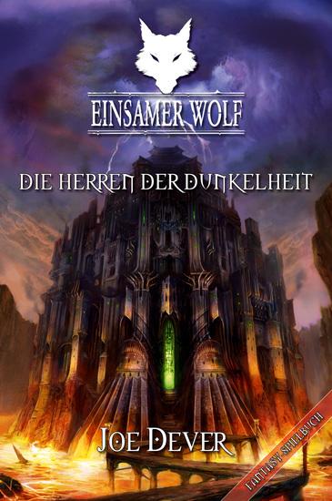 Einsamer Wolf 12 - Die Herren der Dunkelheit - cover