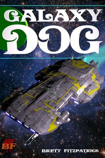 Galaxy Dog - Dark Galaxy #1 - cover