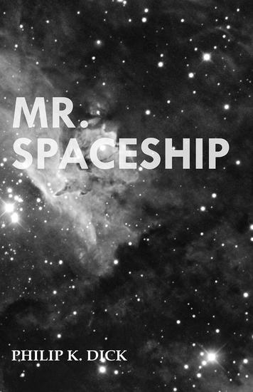 Mr Spaceship - cover