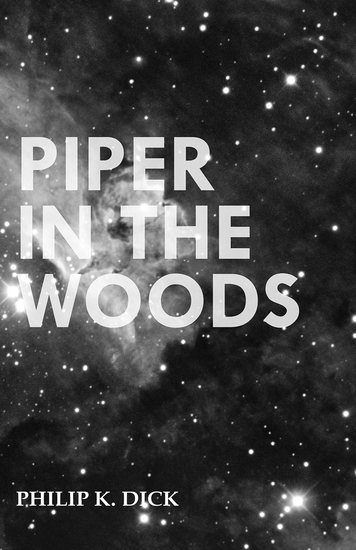 Piper in the Woods - cover