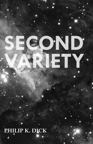 Second Variety - cover