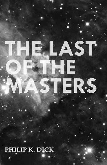 The Last of the Masters - cover
