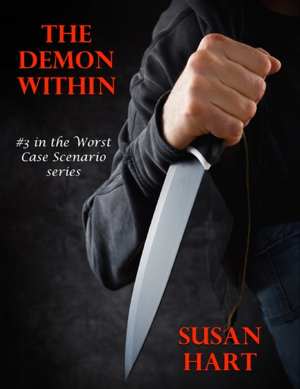 The Demon Within: #3 In the Worst Case Scenario Series - cover