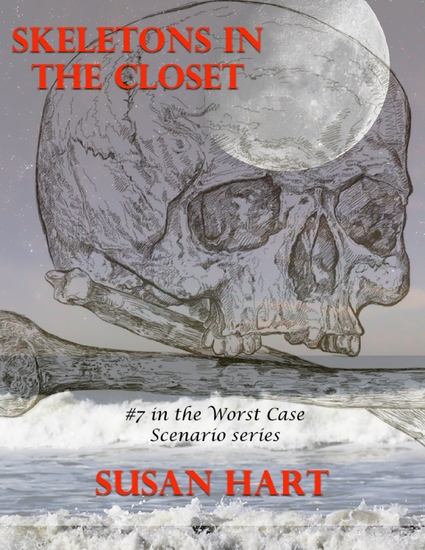 Skeletons In the Closet: #7 In the Worst Case Scenario Series - cover