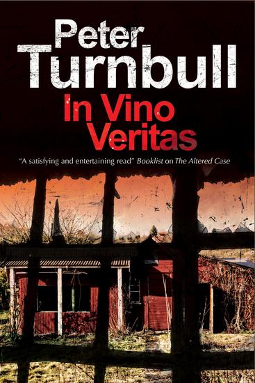 In Vino Veritas - A Harry Vicary British police procedural - cover