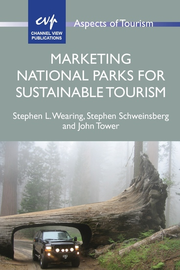 Marketing National Parks for Sustainable Tourism - cover