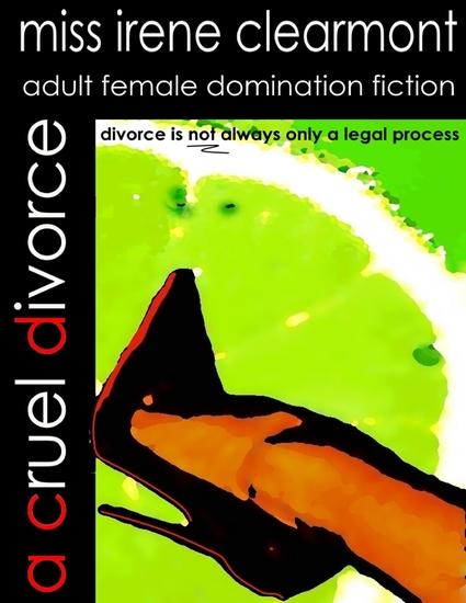 A Cruel Divorce - cover