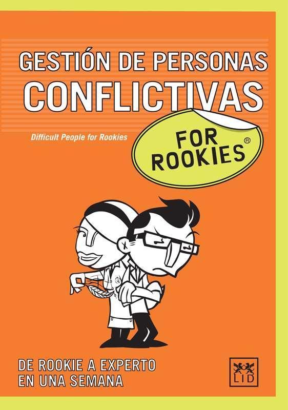 Gestión de personas conflictivas for rookies - cover