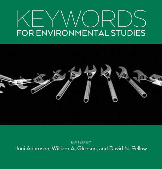 Keywords for Environmental Studies - cover