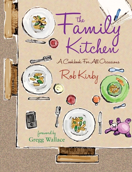 The Family Kitchen - A cookbook for all occasions - cover