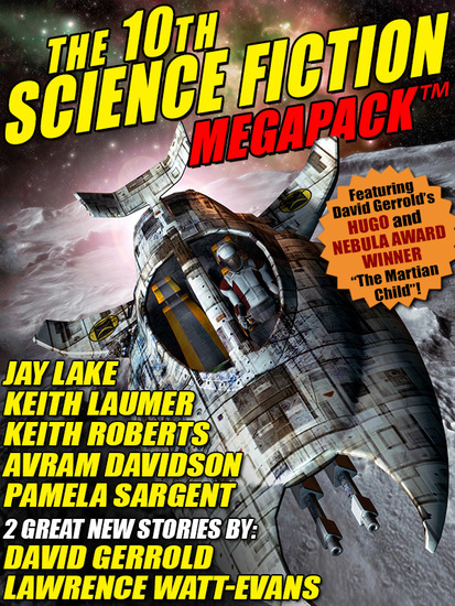 The 10th Science Fiction MEGAPACK ® - cover