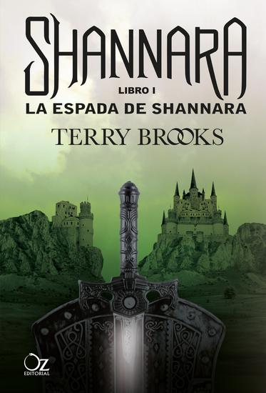 La espada de Shannara - Las crónicas de Shannara - Libro 1 - cover