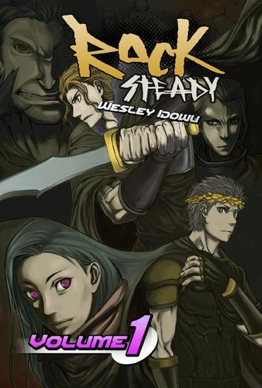Rock Steady Zero - Rock Steady - cover