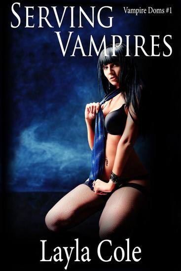 Serving Vampires - cover