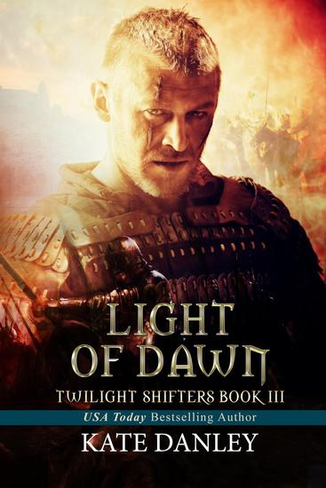 Light of Dawn - Twilight Shifters #3 - cover