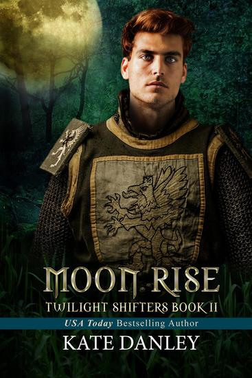 Moon Rise - Twilight Shifters #2 - cover
