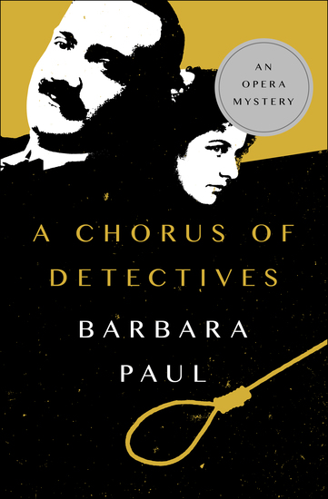 A Chorus of Detectives - cover